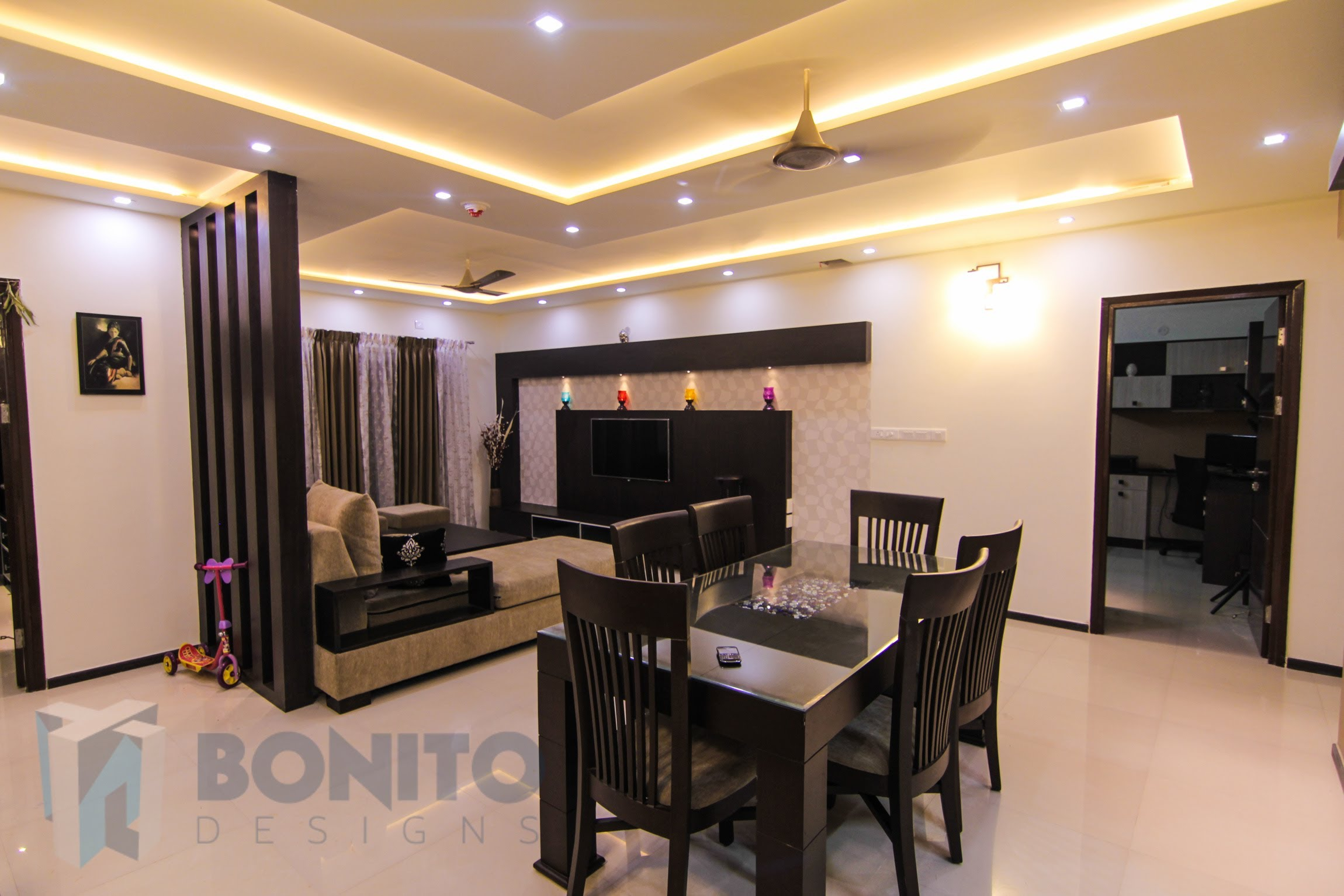 New mrs parvathi - interiors [final update] - full home interior decoration - yyubmvl